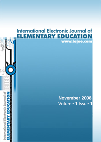 JOURNAL OF ELEMENTARY EDUCATION